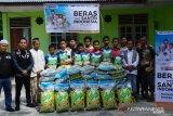 ACT salurkan beras satu ton untuk Pondok Pesantren Karimun