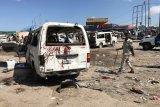 Sebuah ledakan bom bunuh diri hantam pos pemeriksaan di pelabuhan Somalia