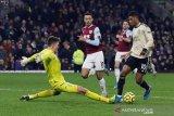 MU tundukkan Burnley berkat gol Martial dan Rashford