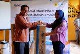 Tingkatkan kemandirian, PLN UP3B Mataram kenalkan sistem hidroponik