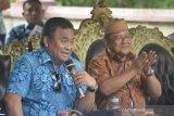Rachmat Gobel ajak Mentan ke Gorontalo bahas pupuk