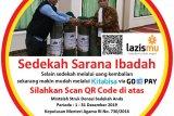 Bantu sesama melalui donasi konsumen
