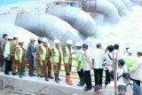 Pemkot Palembang operasikan  pompa pengendali banjir