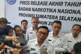 BNNP Sumsel fasilitasi rehabilitasi  939 pencandu narkoba
