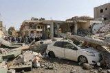 Kelompok milisi Syiah jadi sasaran serangan AS di Irak dan Suriah