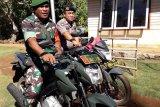 TNI- Polri  di Kepulauan Sangihe amankan perayaan Tahun Baru