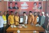 Zuldafri Darma mendaftar sebagai bakal calon Bupati Tanah Datar ke Hanura dan PPP