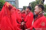 40 perempuan asal Indonesia korban kasus pengantin pesanan dipulangkan