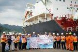 IPC Cabang Panjang lepas kapal terakhir di tahun 2019 menuju Yunani