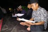 Umat Islam Palu isi pergantian tahun dengan zikir dan doa