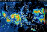 BMKG peringatkan potensi hujan lebat dan angin kencang di Lampung pada malam Tahun Baru