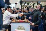 Magnus Carlsen sempurnakan gelar usai jadi juara dunia catur kilat
