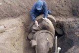 BPCB bersiap untuk mengangkat temuan arca Ganesha di Dieng