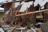 Bentrokan di Mesuji, satu rumah rusak parah