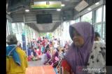 Warga terdampak banjir boleh gunakan halte busway untuk  pengungsian