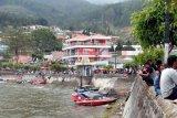 Libur tahun baru 2020, ribuan wisatawan kunjungi Telaga Sarangan Magetan