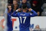 Leicester bantai Newcastle. Ini rekamannya