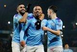 Liga Inggris -- Manchester City sudahi masa bulan madu Ancelotti di Everton