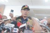 Kepala BNPB meminta masyarakat sekitar DAS mengungsi dulu