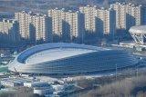 Stadion utama Olimpiade Musim Dingin Beijing 2020 selesai dibangun