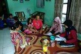 250 orang keracunan ikan tongkol saat rayakan Tahun Baru