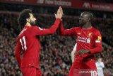 Salah, Mane antar Liverpool menang yakinkan atas Sheffield United