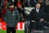 Ancelotti ingin perbaiki posisi di klasemen usai dikalahkan Liverpool
