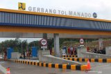Sepanjang 21 kilometer tol Manado-Bitung dioperasionalkan akhir Januari