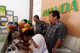 Dirut BPJS Kesehatan pantau penerapan registrasi daring di FKTP Purwokerto