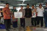 Baznas salurkan bantuan Rp100 juta untuk korban banjir di Tangerang
