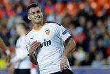 Valencia ke urutan enam setelah taklukkan Eibar  1-0