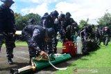 Lantamal siagakan  Pasukan Reaksi Cepat Penanggulangan Bencana