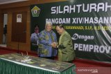 Mayjen Surawahadi Pamitan di Sultra, Lepas Jabatan Pangdam XIV Hasanuddin