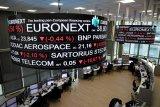 Saham Prancis terpuruk, Indeks CAC 40 terjun 8,39 persen