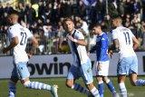 Dua gol Immobile bawa Lazio menundukkan Brescia