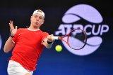 Kanada masih berpeluang lolos ke perempat final ATP Cup 2020