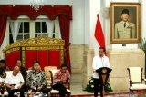 Presiden : Tak ada tawar-menawar soal kedaulatan terkait Natuna