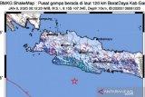 Gempa Garut dirasakan sebagian warga Sukabumi