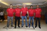 Hendro Kartiko bangga kembali ke PSM sebagai pelatih kiper