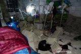 Puting beliung,  27 rumah rusak