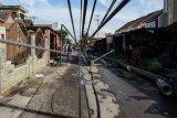 70 rumah di Sumbawa Barat rusak diterjang angin puting beliung