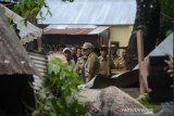 Wali Kota Parepare berikan bantuan pangan kepada warga korban angin kencang