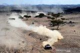 Hasil etape II Dakar 2020: Para pebalap Afrika unjuk gigi