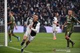 Ronaldo hattrick, Juventus hajar  Cagliari 4-0