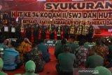 Pangdam : HUT Kodam Sriwijaya jadikan ajang introspeksi diri
