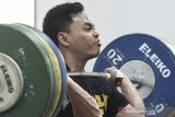 Lifter Eko Yuli butuh waktu lama persiapkan diri hadapi Olimpiade,  karena usianya tak muda lagi