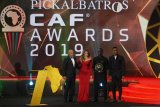 Sadio Mane raih penghargaan Pemain Terbaik Afrika
