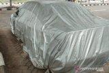 Sebuah mobil terparkir empat tahun di Bandara Ngurah Rai