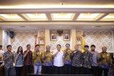 Gubernur Lampung-Itera bahas desain kawasan olahraga terpadu