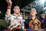 Empat komisioner KPU mendatangi KPK konfirmasi soal OTT
